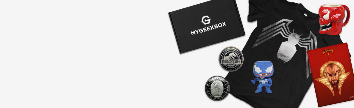Get £5 off your first box!