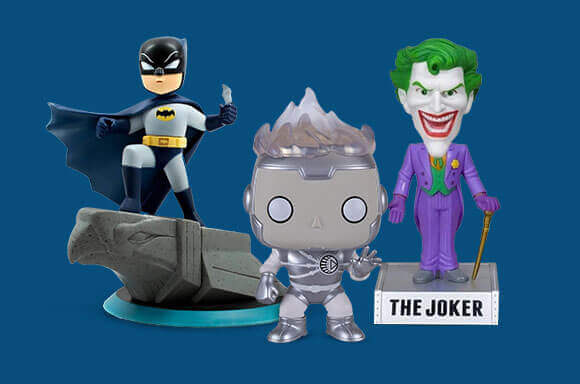 DC COMICS MYSTERY BOX ONLY £19.99!