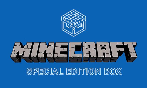 MINECRAFT SPECIAL BOX