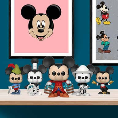 15% OFF MICKEY'S 90th