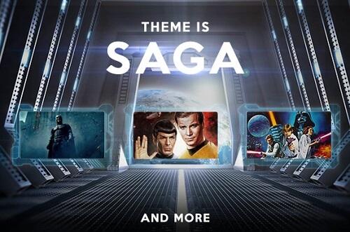 March - Saga