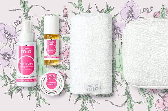 Mama Mio Push Pack Gift Set