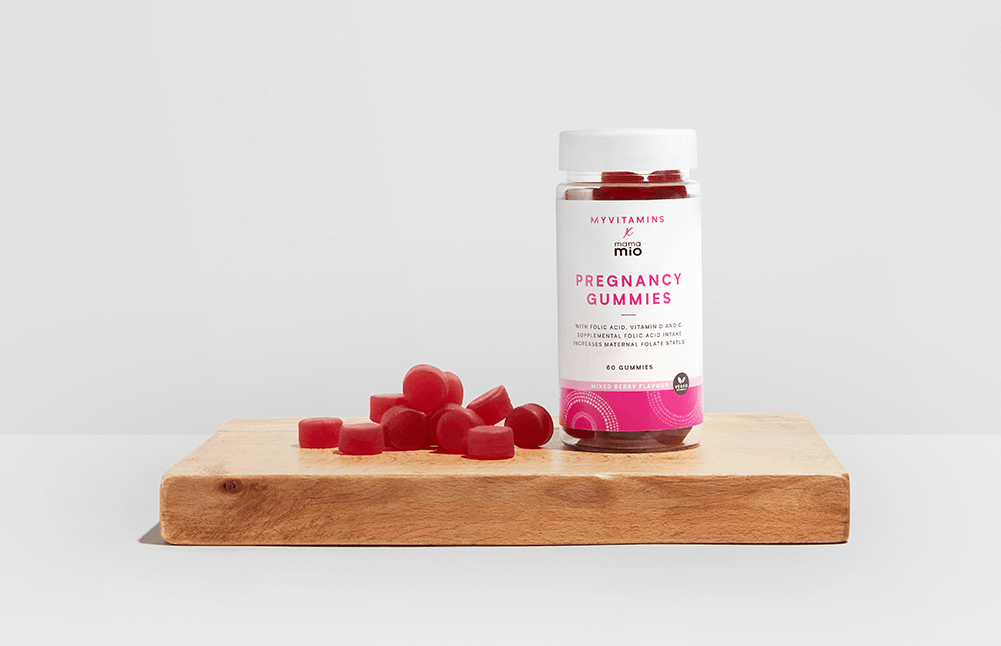 NEW pregnancy vitamin gummies