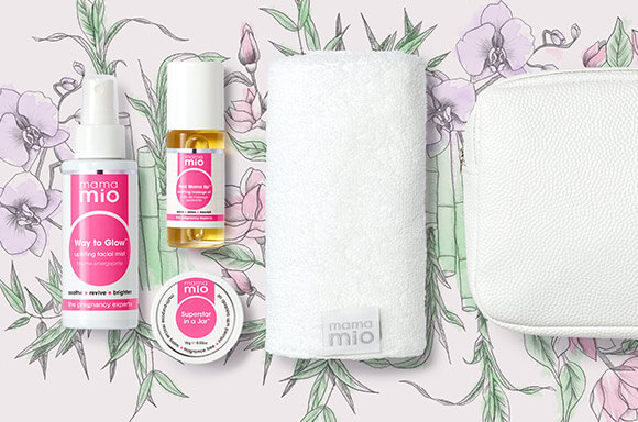 Mama Mio Push Pack Gift Set