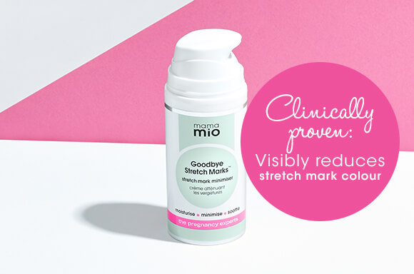 Mama Mio Goodbye Stretch Marks