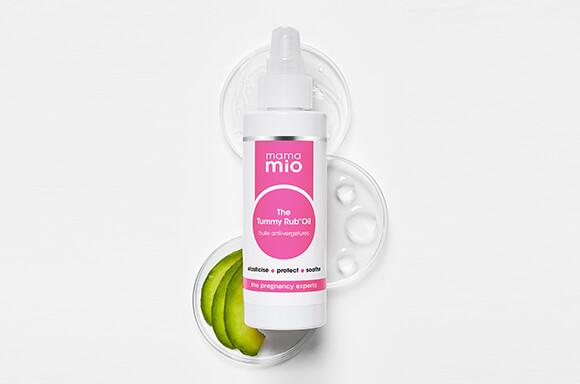 Mama Mio Pregnancy Skincare Tummy Rub Oil