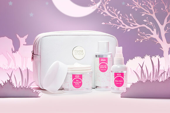 Sleep Easy pregnancy gift set