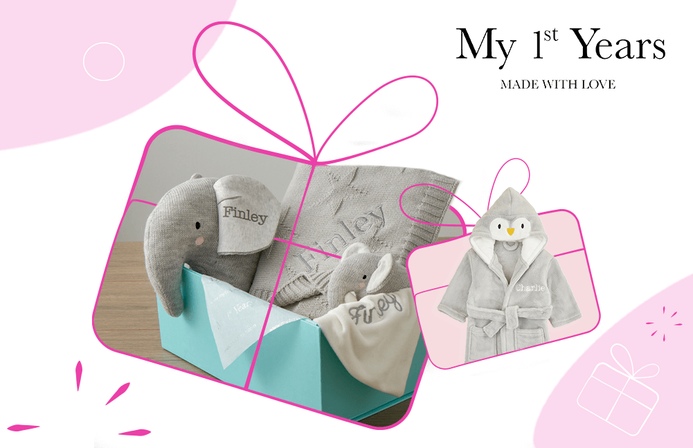 Enter to win a My first years personalised bundle