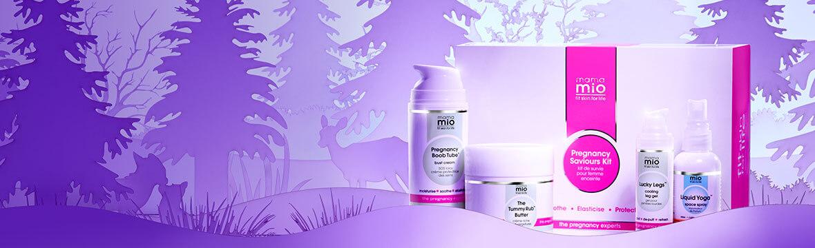 Pregnancy Skincare Christmas