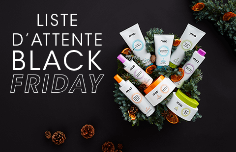 Liste d'attente - Offres Black Friday