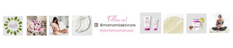 Follow us on instagram! @mamamioskincare #JoinTheMamaHood