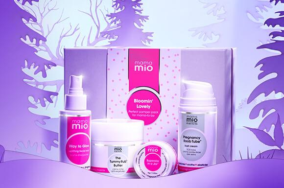 Bloomin Lovely Pregnancy Gift Set