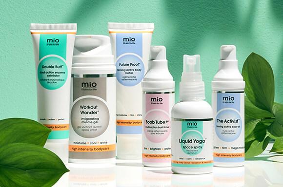Free Gift Mio Skincare