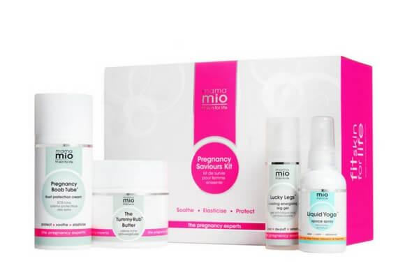 Mama Mio Pregnancy Saviours gift set