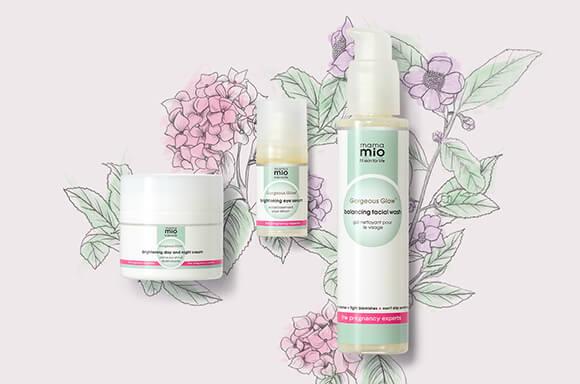 Mama Mio pregnancy skincare bundle savings