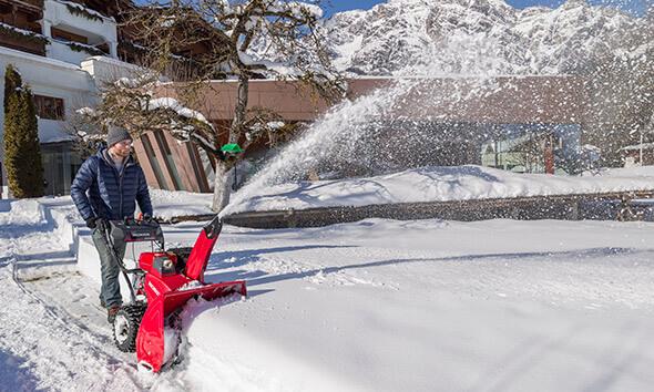 Honda Snowthrower