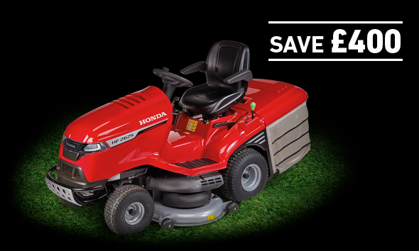 Honda Ride On Mowers