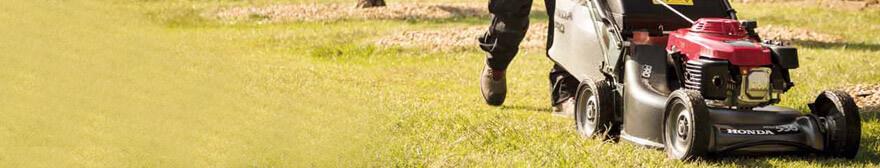 Discover Honda's HRH/HRD Professional Lawnmower Range
