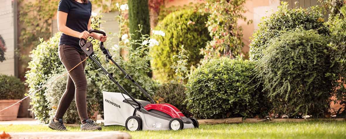 50% OFF ELECTRIC MOWER