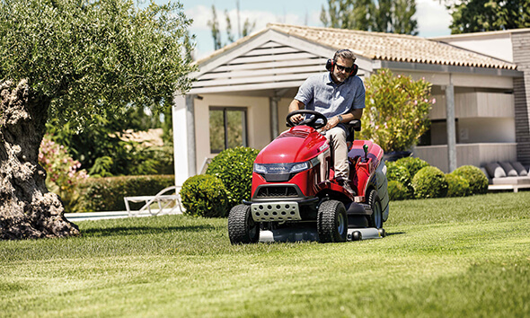 Honda Ride-On Mower