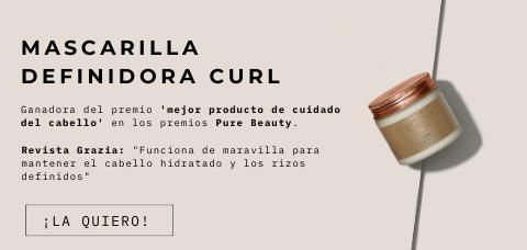 Mascarilla sin aclarado definidora de rizos Grow Gorgeous Curl Butter
