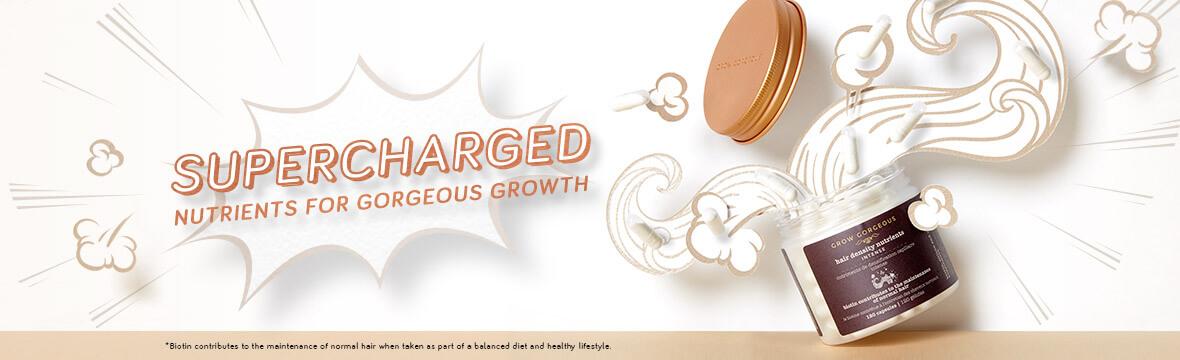 Grow Gorgeous Hair Density Nutrients