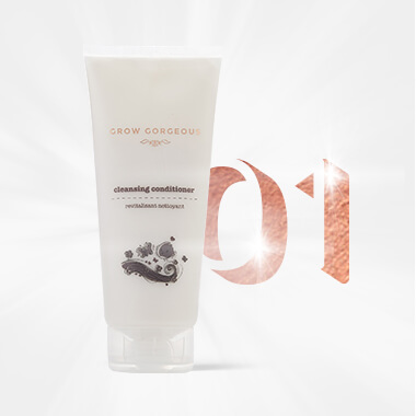 Gorgeous Hair Routine Step 1 11-in-1 Cleansing Conditioner