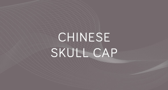 Grow Gorgeous Chinese Skull Cap
