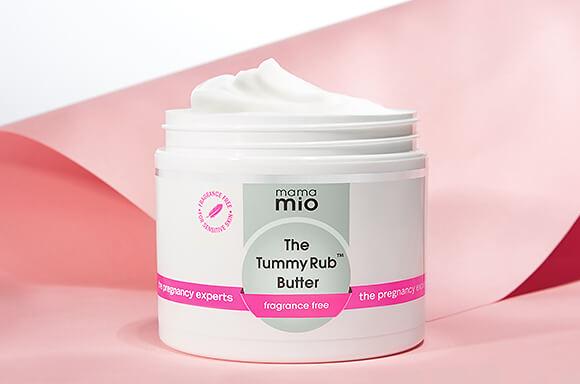 Fragrance Free Tummy Rub Butter