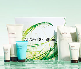 Unboxing The SkinStore x Ahava Limited Edition Beauty Box