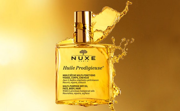 Just Landed - NUXE<br>