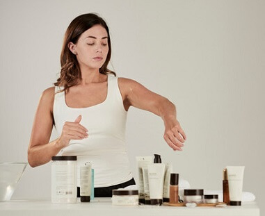 AHAVA's Natural Body Care Regimen