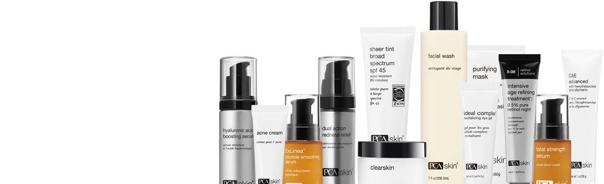 PCA Skin - Advanced Skin Care | SkinsStore