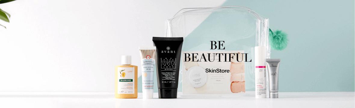FREE $134 Beauty Bag!