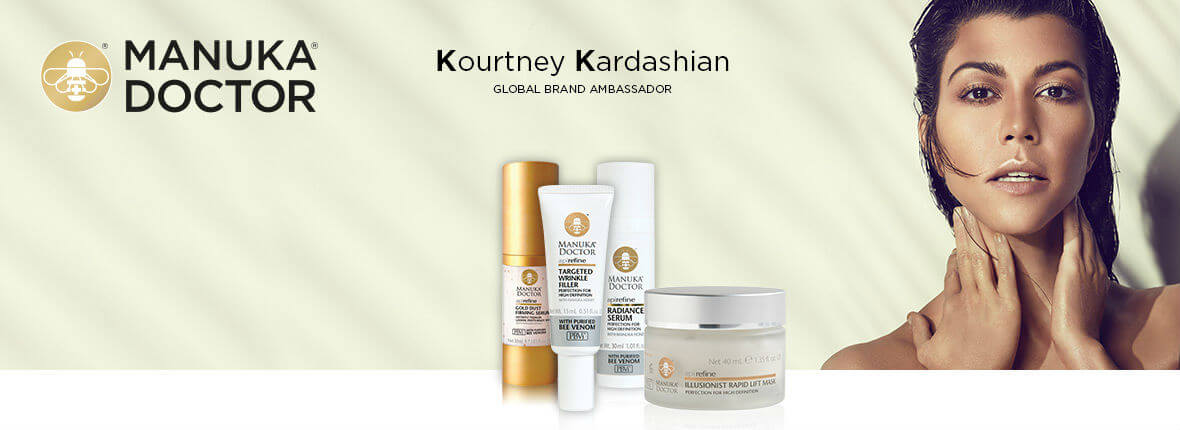 Manuka Honey Kim Kardashian