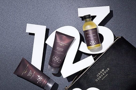 Thinning Hair Rescue Kit