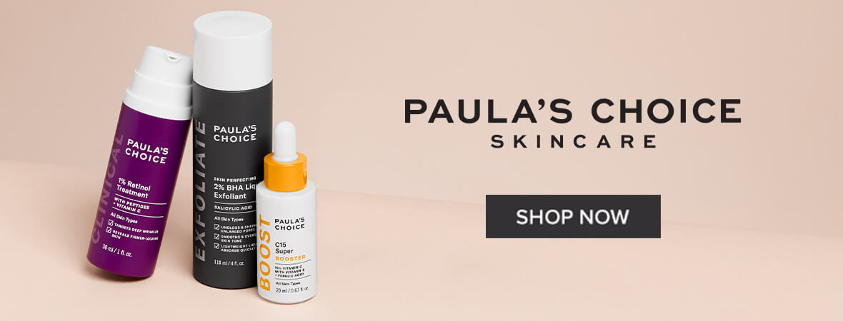 Paulas choice skincare shop now