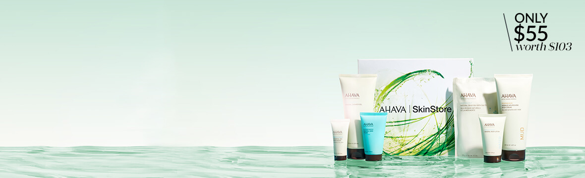 AHAVA LIMITED EDITION BEAUTY BOX
