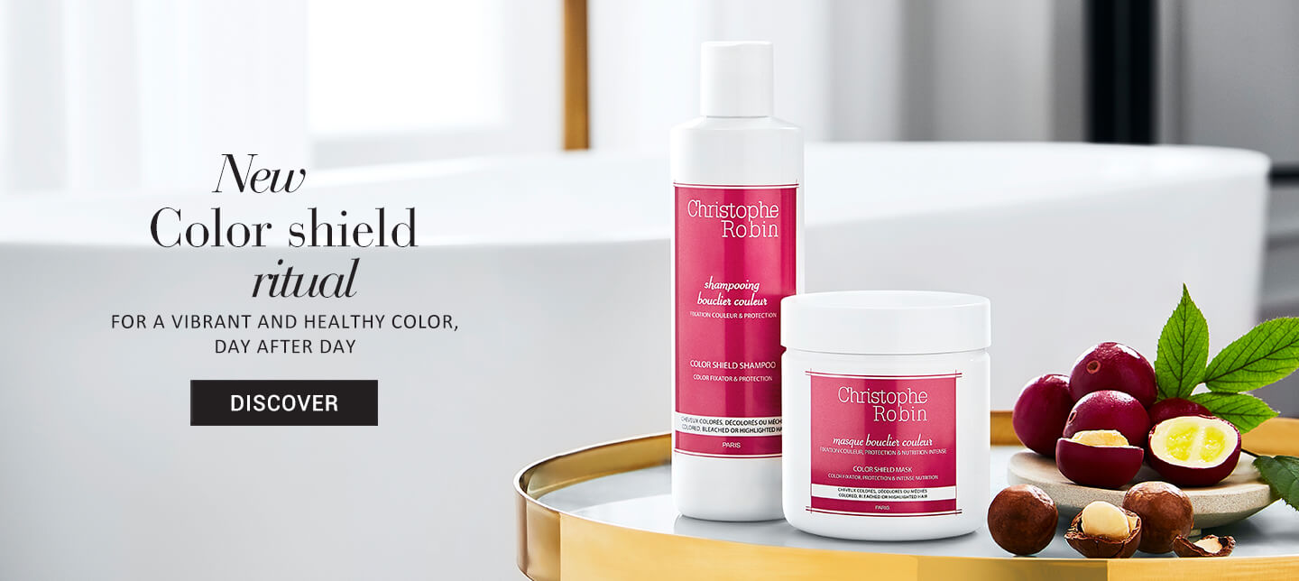 New Color Shield Ritual, for a vibrant and healthy color day after day, discover now!