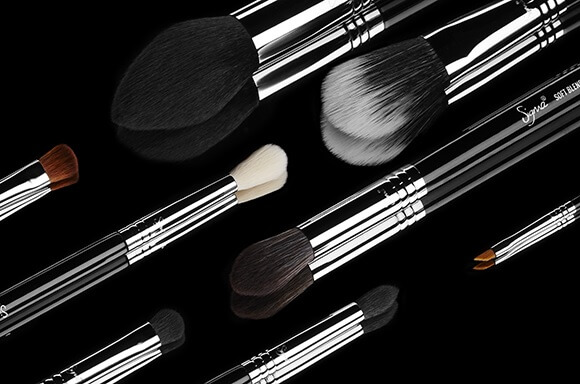 Sigma Brushes | Makeup | Beauty | Free Delivery – SkinStore