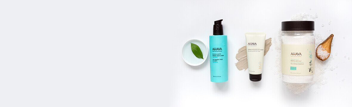 View All AHAVA Skincare
