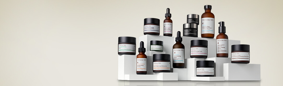 Perricone product range