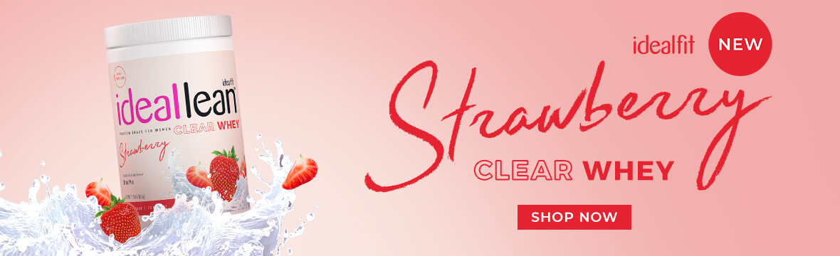 Strawberry Clear Whey
