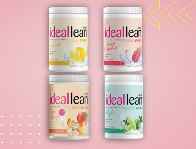 Check out our NEW build your own bundles! Including our Clear Whey 4 Tub Bundle for just $86.99!