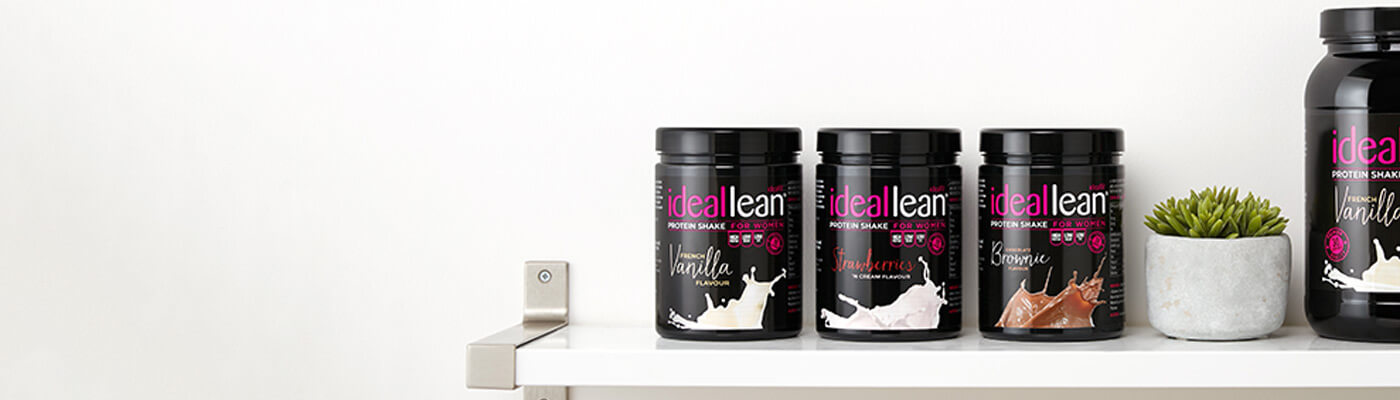 IdealFit Whey Isolate Protein Mini Bundle | Just £29.99