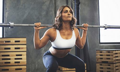 Programme de Musculation Spécial Femme   4 JOURS