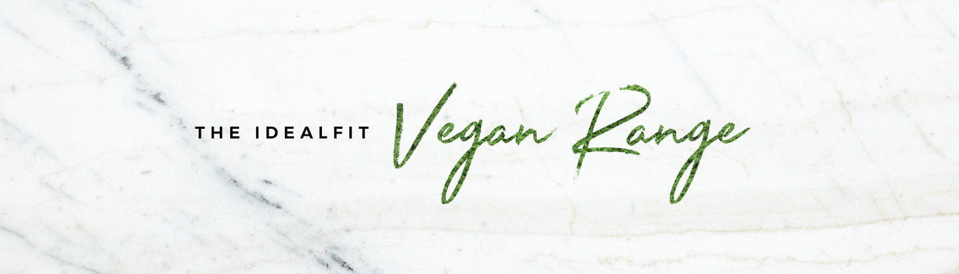 The IdealFit Vegan Range