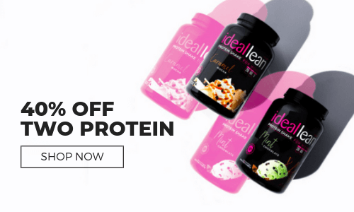 30% OFF ONE OR 40% OFF TWO PROTEIN