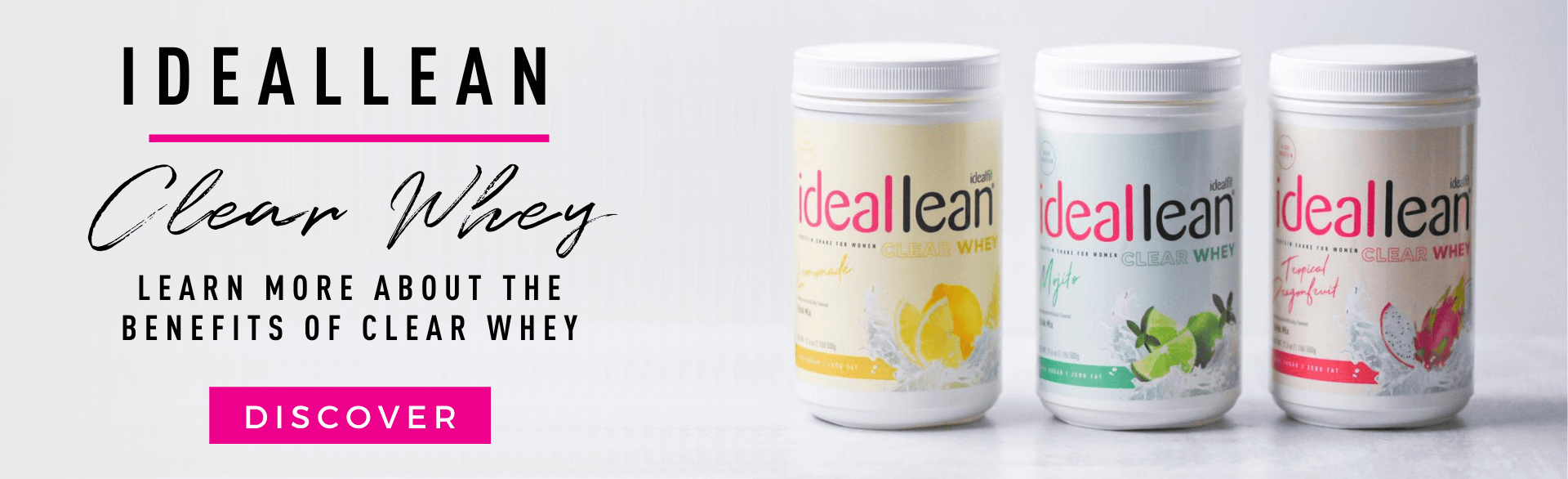 clear whey benefits