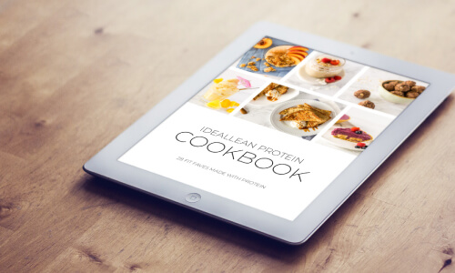 IdealLean Protein Cookbook